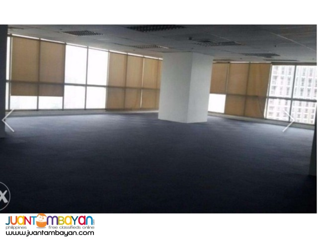1300 sqm Office Space for Rent Lease Ortigas Center