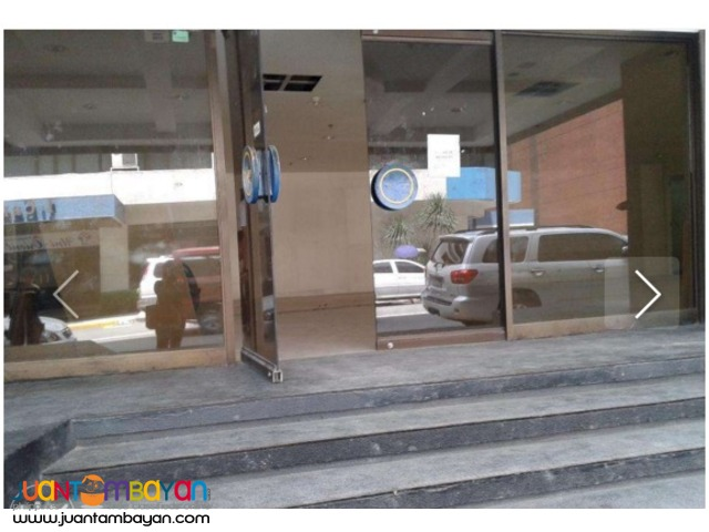 BGC Ground Floor Commercial Space for Rent / Lease, Fort Taguig City