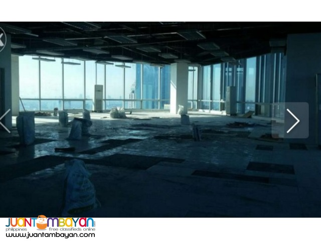 500 sqm Penthouse Office Space for Rent / Lease Ortigas Center Pasig