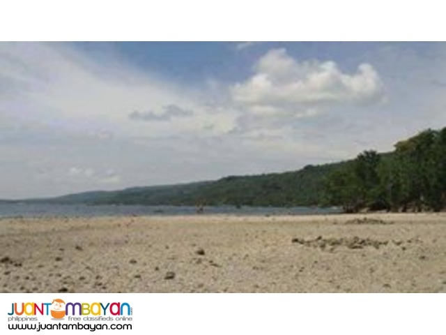 FOR SALE SAMAL BEACHLOT 750SQ.M FOR 5YRS TERMS