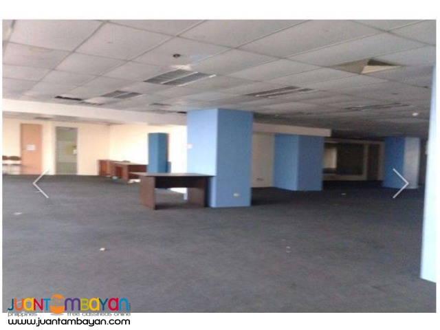 2000 sqm Office Space for Rent Lease Ortigas Center Pasig City​