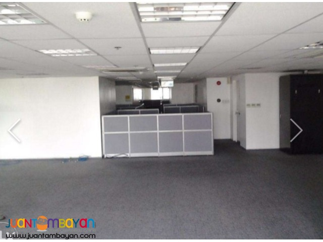 1000 sqm Office Space for Rent Lease Ortigas Center Pasig City