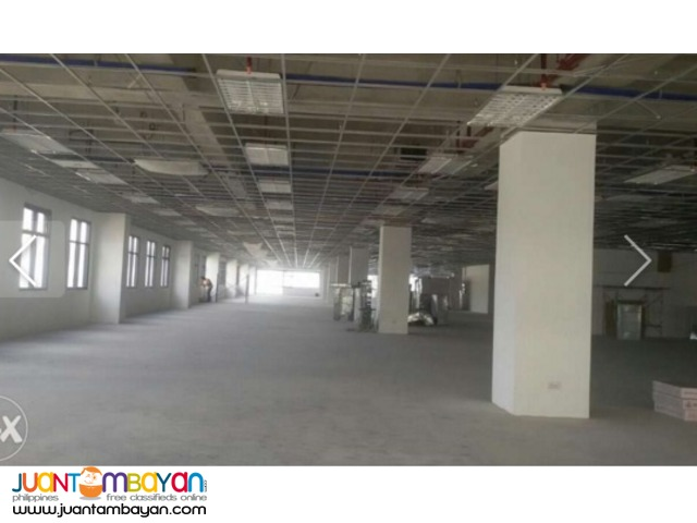 1200 sqm PEZA Office Space for Rent Lease Ortigas Center Pasig City
