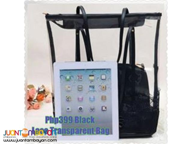 Lace Transparent Shoulder Bag