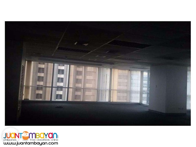 1218 sqm Makati Office Space for Rent Lease Ayala Avenue PEZA