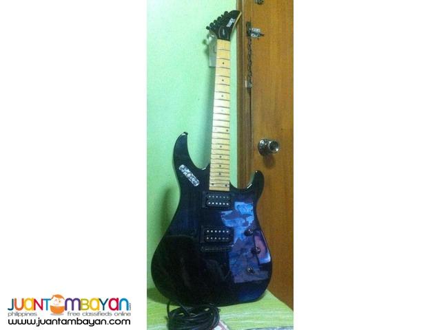 Hamer Californian 2 XT Series 6-string electric guitar