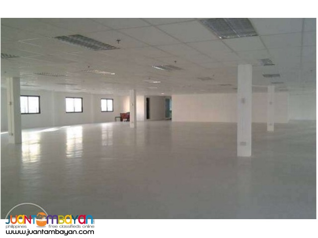 Whole Floor Office Space for Rent Lease BGC Fort Taguig City