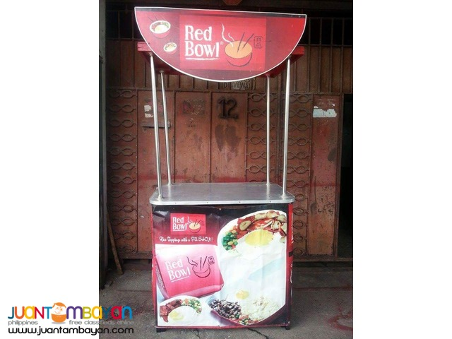 Two Food Carts for Sale with Franchise