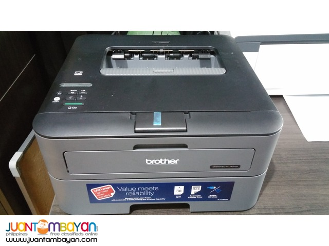 Purchase Brother HL - L2365DW Wireless Mono Laser Printer