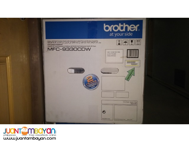 MFC-9330CDW Digital Color Purchase