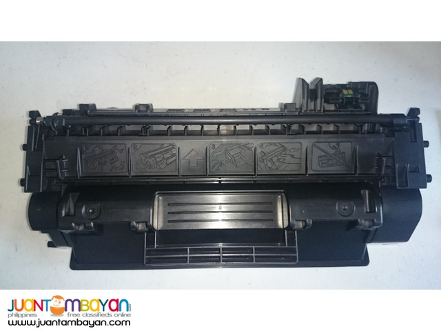 HP CE505A Laserjet Toner Cartridge