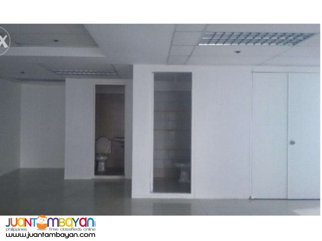 1236 sqm Ortigas Office Space for Rent Lease ADB Avenue