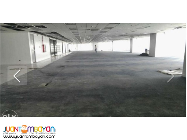 1800 sqm Office Space for Lease / Rent Ortigas Center Pasig