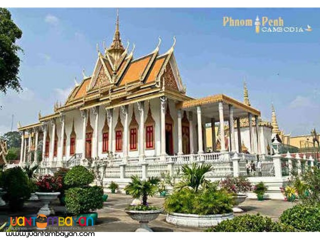 3D2N Cambodia Tour Package in Phnom Penh