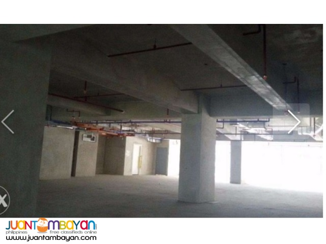 300 to 700 sqm Ortigas Office Space for Rent Lease