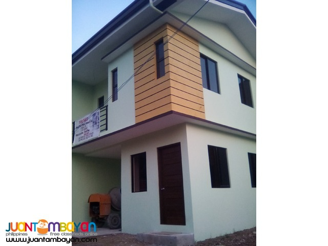 Single-attached House at Francisville Subd. Mambugan Antipolo City