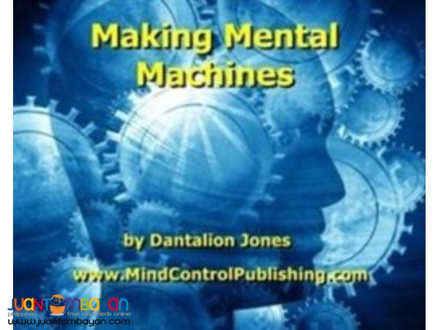 Making Mental Machines