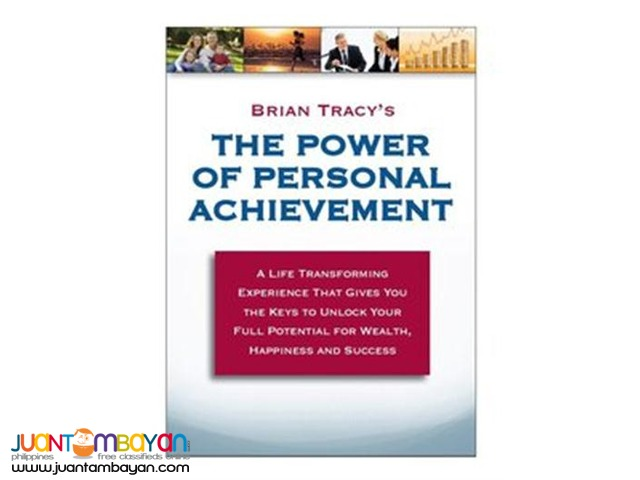 Brian Tracy – Power of Personal Achievement Home Study Program