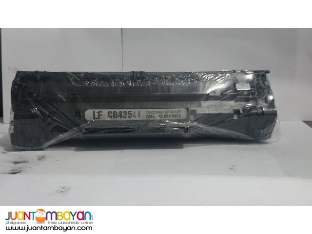 HP CB435A Black Laserjet Toner Cartridge