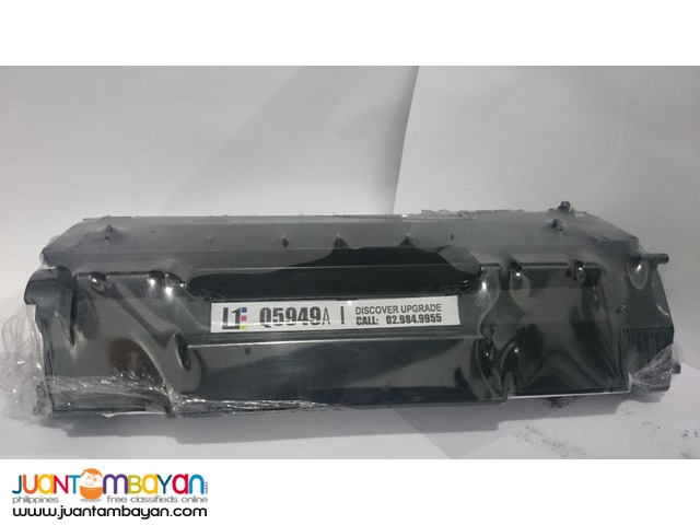 HP TN-Q5949A Black Laserjet Toner Cartridge