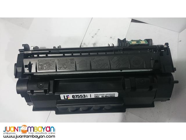 HP Q7553A Black Laserjet Toner Catridge