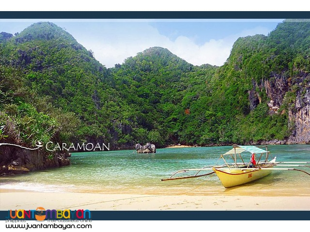 Caramoan tour package, a hidden paradise