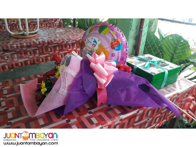 Send Flowers and Gifts to Davao City