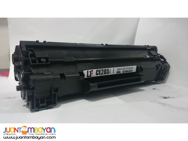 HP CE285A Black Laserjet Toner Cartridge