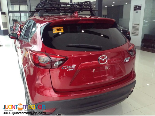 2016 MAZDA CX-5 Skyactiv (free 3 yrs. PMS for labor and parts)