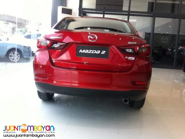 2016 MAZDA 2 SKYACTIV All in Promos as low as 79K