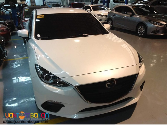 2016 MAZDA 3 1.6L MAXX AT 99K All in DP