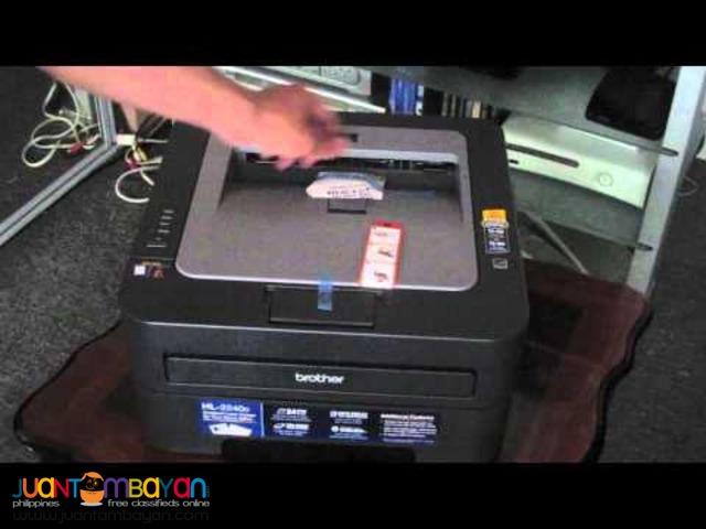 Brother HL-2240D Mono Laser Printer For Rent