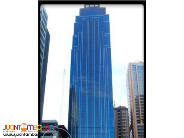 Ortigas Office Space for Rent Lease THE ORIENT SQUARE 103 sqm