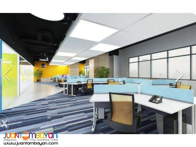 Office Renovation & Fit-out Contractor, BGC Fort, Makati