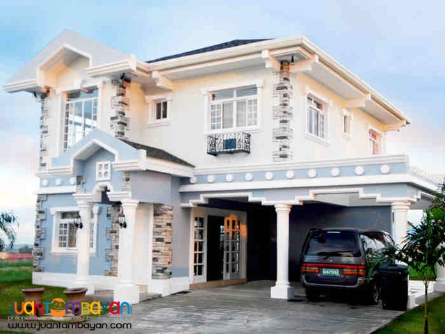 New 3BR with Maids Room 4T&B Sta Rosa Laguna