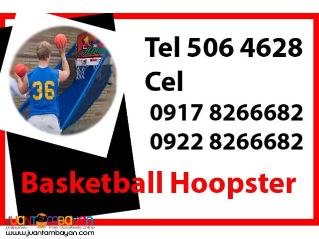 Basketball Hoopster Rental Hire Manila Philippines