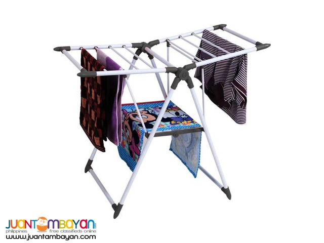 Hanns Multi-Purpose Stainless Clothes Dryer (White)