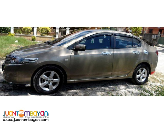 Honda City 2010 Matic Gas