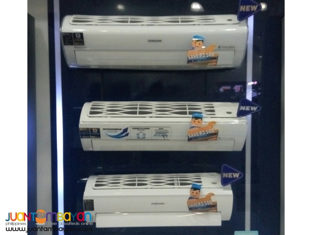 Brand new SAMSUNG split type aircon standard inverter