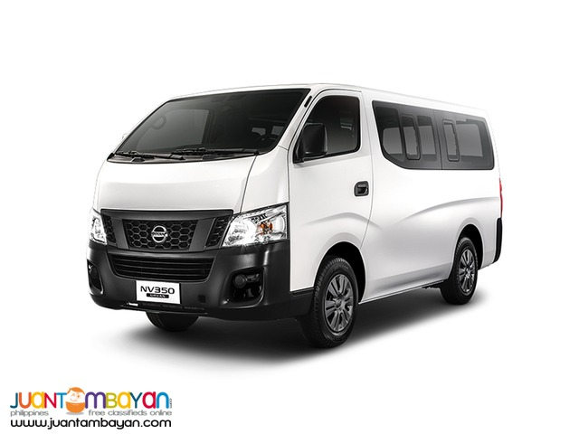 rent a car/nissan urvan
