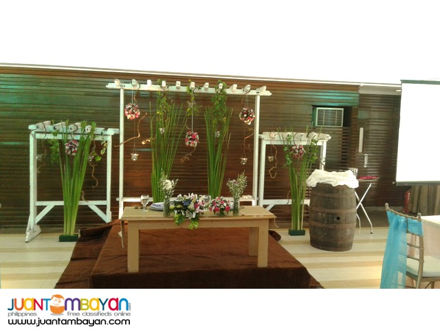 Corporate and Social Event by AT3 Events