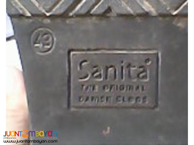 Sanita Clog