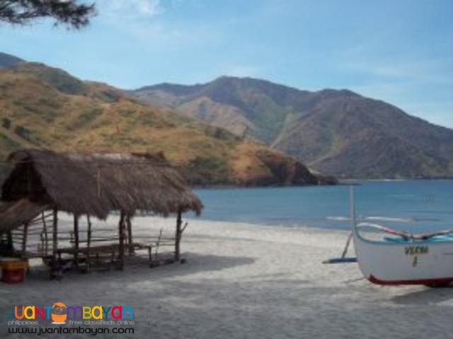 Natural Beauty, Nagsasa Cove Package