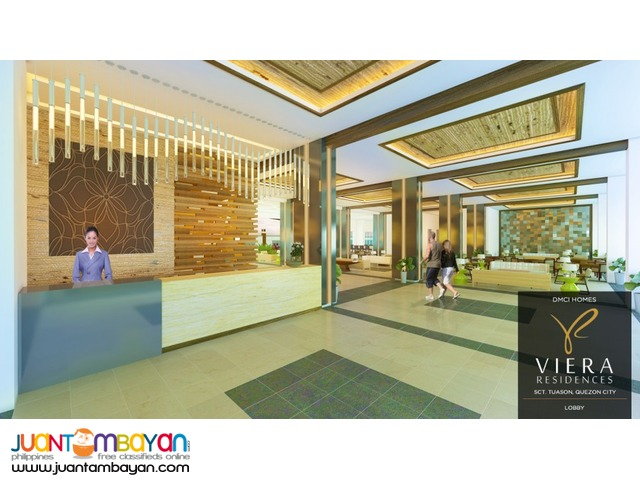 Condo unit in quezon city Viera Residences by DMCI Homes
