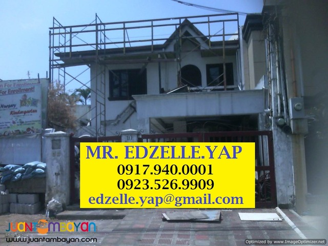 2 Storey House & Lot for Sale Philam Homes Q.C