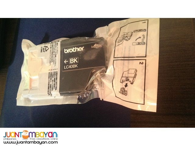 Brother LC40-Bk INk Cartridge