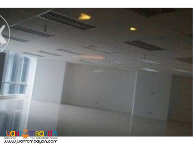 2,092 sqm Ortigas Center Office Space for Rent Lease PEZA