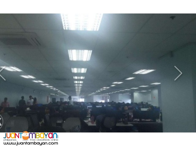2000 sqm Ortigas Center Office Space for Rent Lease or Sale PEZA