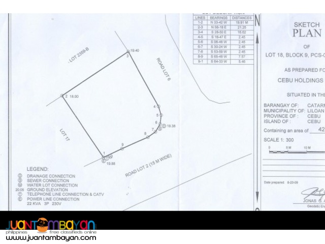 Amara Subdivision vacant lot for sale