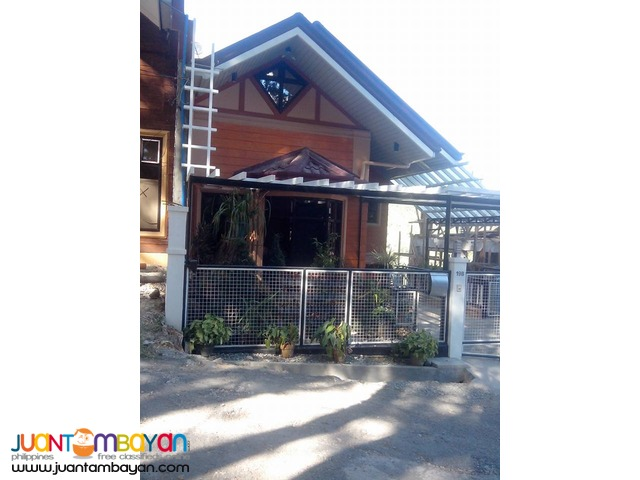 duplex house in baguio city